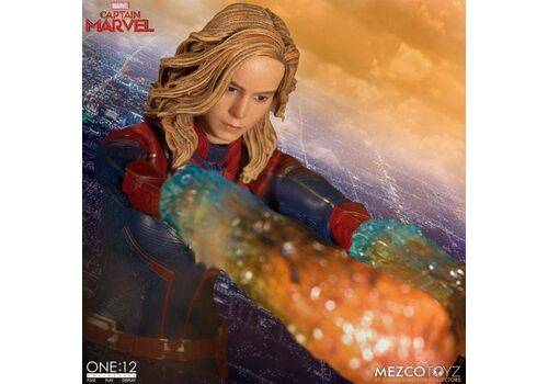 Figurka Captain Marvel The One:12 Collective