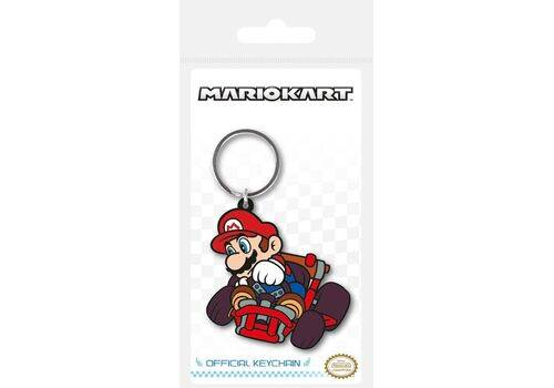 Brelok gumowy Nintendo - Mario Kart Drift