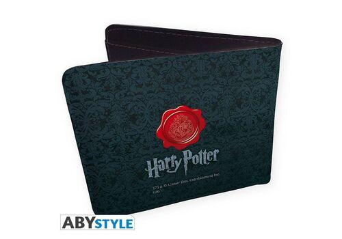 Zestaw Portfel + Breloczek Harry Potter - Hogwart