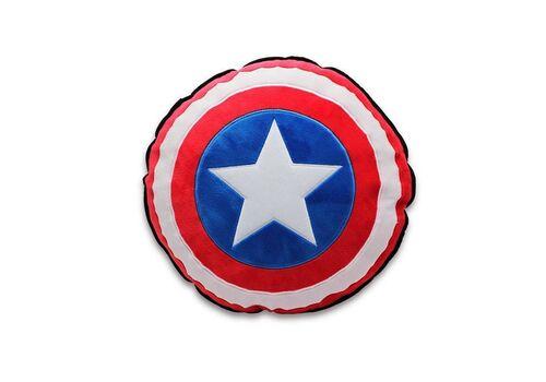 Poduszka Marvel - Tarcza Kapitana Ameryki 32 cm