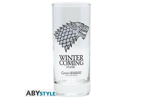 Szklanki Gra o Tron - Stark, Targaryen, Lannister (zestaw)