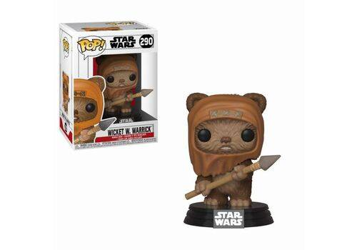 Figurka Star Wars POP! - Wicket W. Warrick