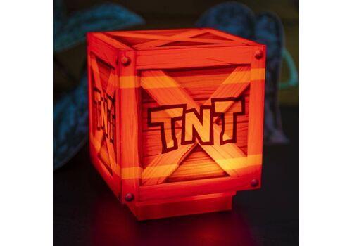 Mini Lampka Crash Bandicoot 3D TNT (z dźwiękiem)