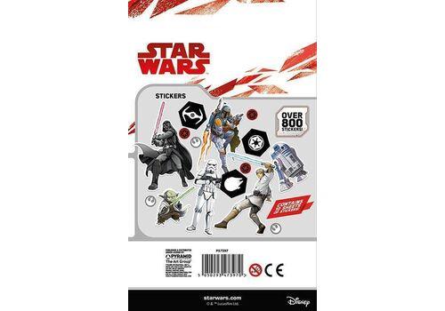 Naklejki Star Wars (800 szt.)