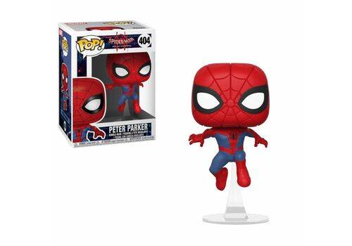 Figurka Spider-Man Animated POP! Peter Parker