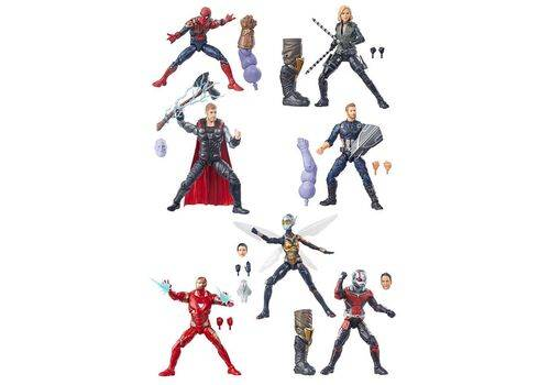 Figurki Marvel Legends - Avengers (Bundle 2019 Best Of )
