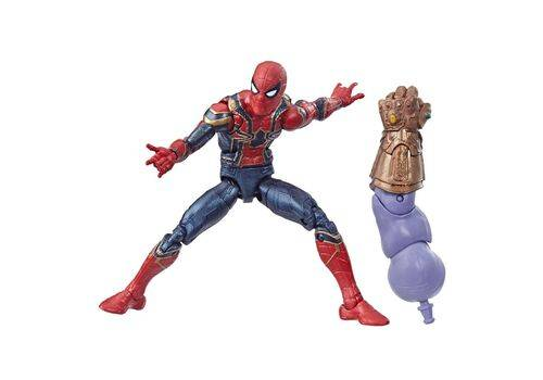 Figurka Avengers: Infinity War Marvel Legends - Iron Spider (2019 Best Of)