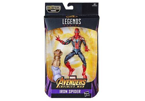 Figurka Avengers: Infinity War Marvel Legends - Iron Spider