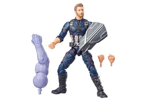 Figurka Avengers: Infinity War Marvel Legends - Captain America (2019 Best Of)