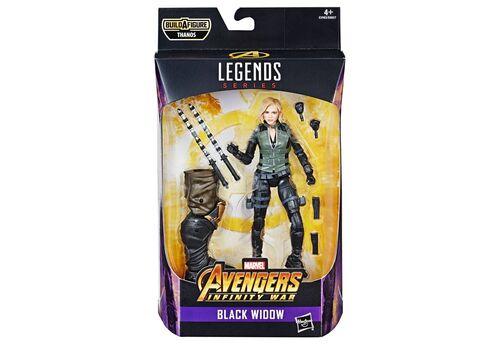 Figurka Avengers: Infinity War Marvel Legends - Black Widow (2019 Best Of)