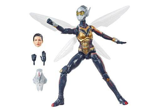 Figurka Ant-Man and The Wasp Marvel Legends - Wasp (2019 Best Of)