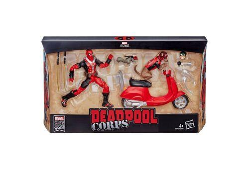 Figurka Marvel Legends Series Ultimate - Deadpool with Scooter