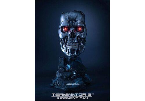 Replika Terminator 2: Judgment Day 1/1 T-800 Endoskeleton Mask, zdjęcie 2