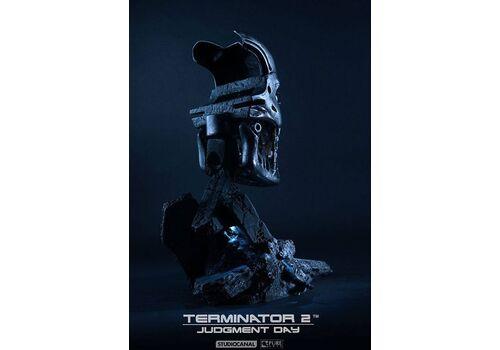 Replika Terminator 2: Judgment Day 1/1 T-800 Endoskeleton Mask, zdjęcie 3