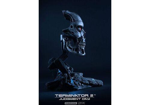Replika Terminator 2: Judgment Day 1/1 T-800 Endoskeleton Mask, zdjęcie 4