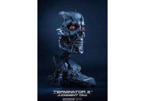 Replika Terminator 2: Judgment Day 1/1 T-800 Endoskeleton Mask, zdjęcie 5