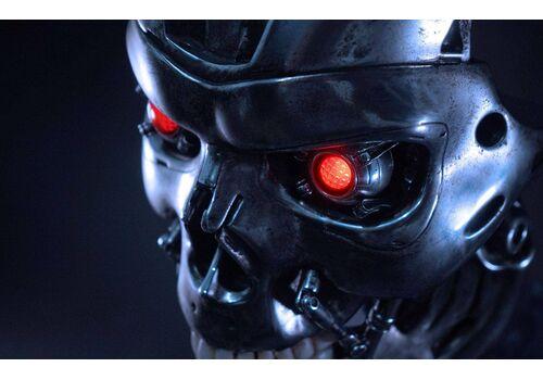 Replika Terminator 2: Judgment Day 1/1 T-800 Endoskeleton Mask, zdjęcie 6