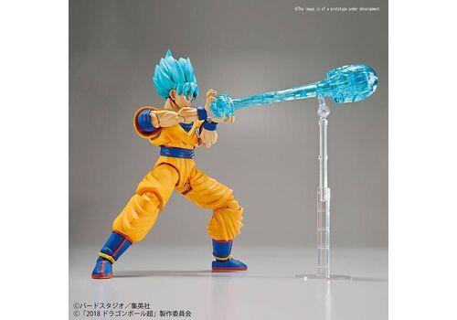 Figurka do złożenia Dragon Ball Super - Super Saiyan God Super Saiyan Son Goku (Special Color)