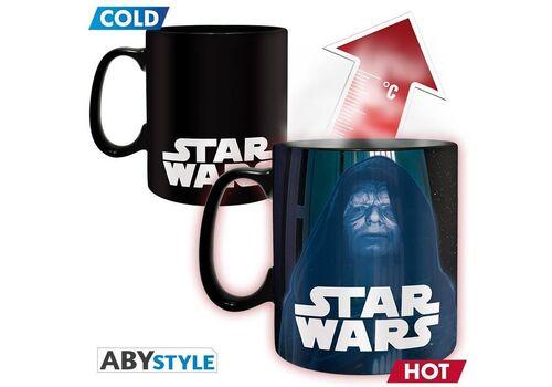 Duży kubek zmieniający kolor Star Wars - Darth Vader (460 ml)