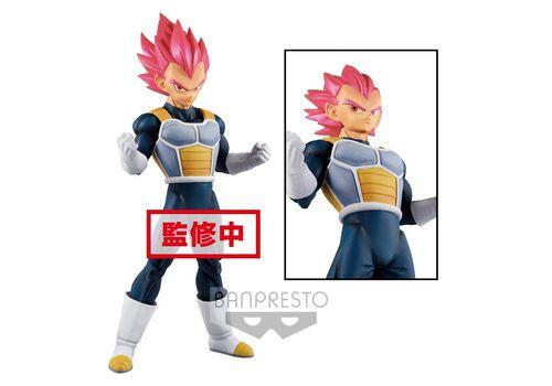 Figurka Dragon Ball Super Cyokuku Buyuden - Super Saiyan God Vegeta