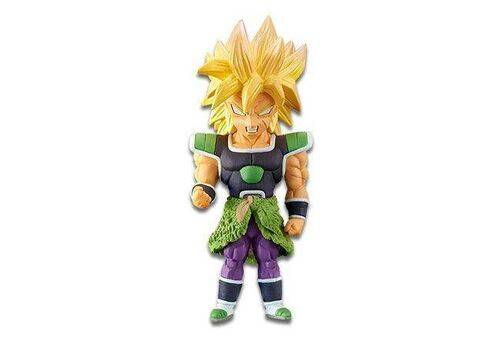 Figurka Dragon Ball Super Movie WCF ChiBi - SS Broly