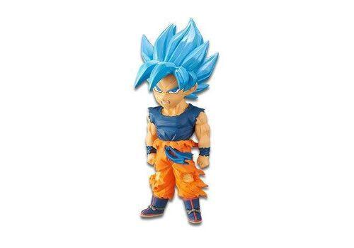Figurka Dragon Ball Super Movie WCF ChiBi - SS God SS Goku