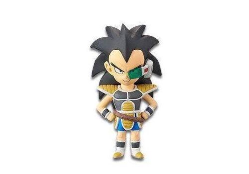 Figurka Dragon Ball Super Movie WCF ChiBi - Raditz