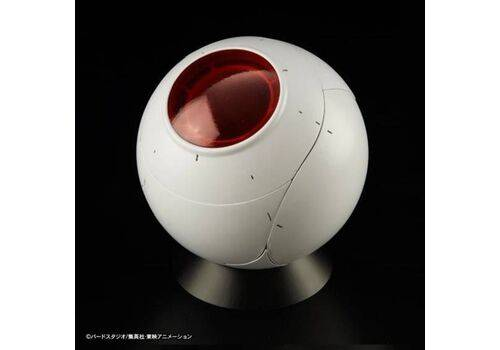 Model pojazdu do złożenia Dragon Ball Z - Saiyan Space Pod