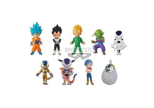 Tajemnicza Mini figurka Dragon Ball Z WCF - Resurrection F