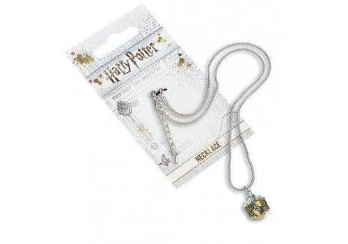 Naszyjnik Harry Potter - Hufflepuff (posrebrzany)