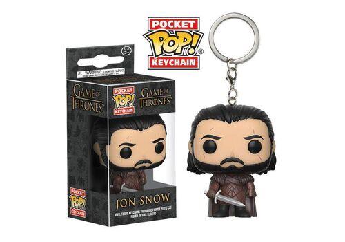 Brelok Gra o Tron POP! - Jon Snow