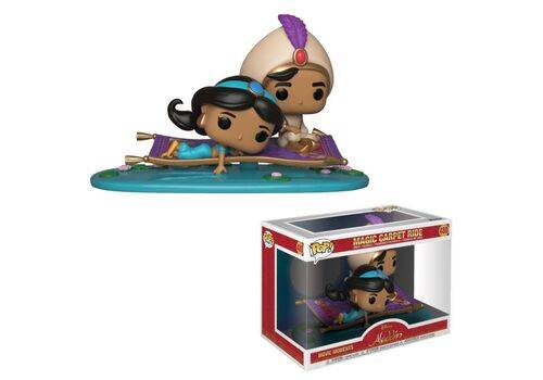 Diorama Aladdin POP! Movie Moments - Magic Carpet Ride