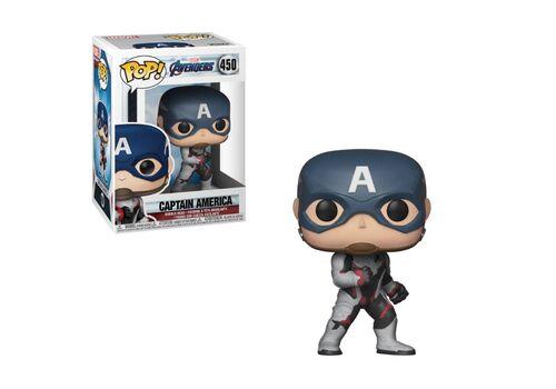 Figurka Avengers Endgame POP! Captain America