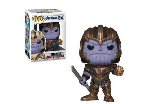 Figurka Avengers Endgame POP! Thanos