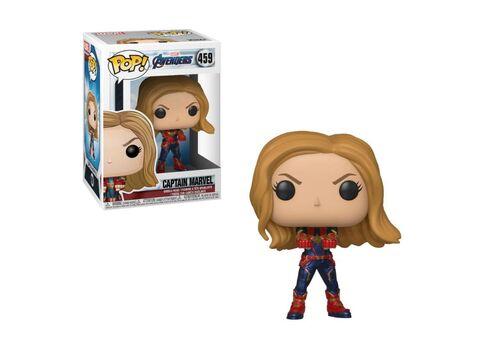 Figurka Avengers Endgame POP! Captain Marvel