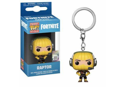 Brelok Fortnite POP! Raptor