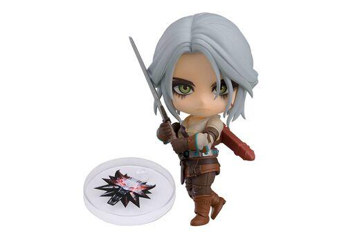 Figurka The Witcher 3 Wild Hunt Nendoroid - Ciri Exclusive
