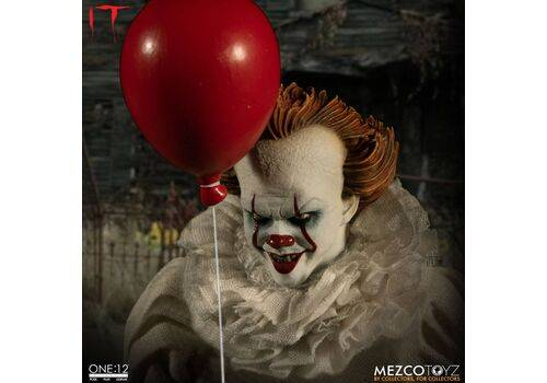 Figurka It / To 1/12 Pennywise (2017)