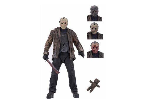 Figurka Freddy vs. Jason Ultimate - Jason Voorhees, zdjęcie 1