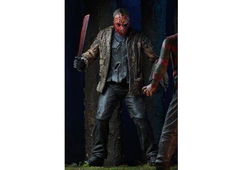 Figurka Freddy vs. Jason Ultimate - Jason Voorhees, zdjęcie 4