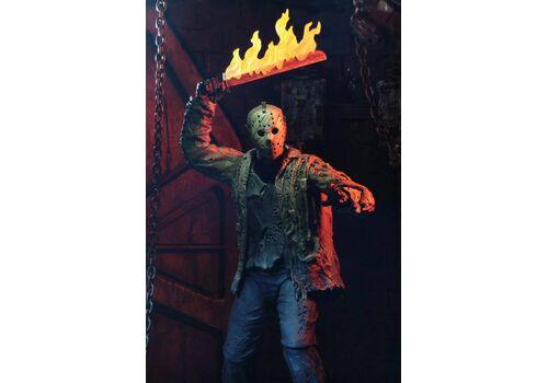Figurka Freddy vs. Jason Ultimate - Jason Voorhees, zdjęcie 5