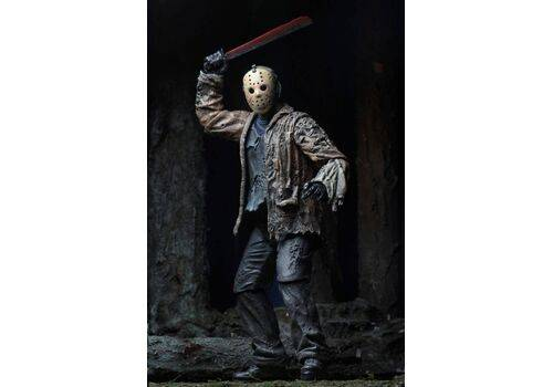 Figurka Freddy vs. Jason Ultimate - Jason Voorhees, zdjęcie 7