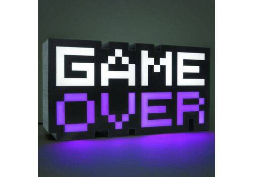 Lampka Game Over 8-BIT