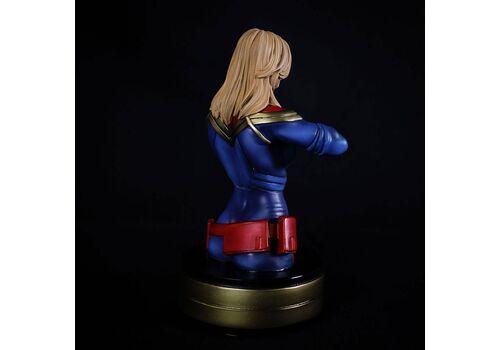 Popiersie Captain Marvel 20 cm