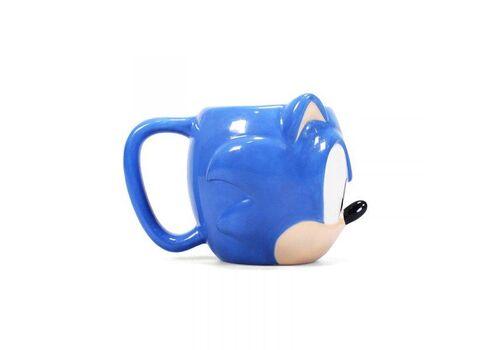 Kubek ceramiczny Sonic 3DKubek ceramiczny Sonic 3D