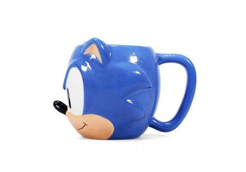 Kubek ceramiczny Sonic 3D