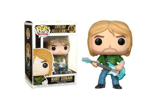 Figurka Nirvana POP! Rocks - Kurt Cobain (Teen Spirit)