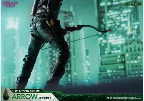 Figurka DC Comics 1/12 Green Arrow 17 cm