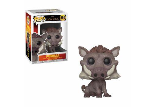 Figurka Król Lew (2019) POP! - Pumbaa
