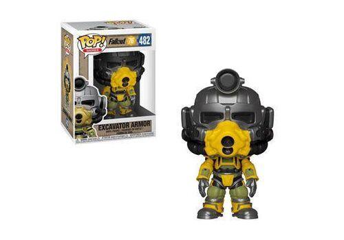 Figurka Fallout 76 POP! - Excavator Power Armor